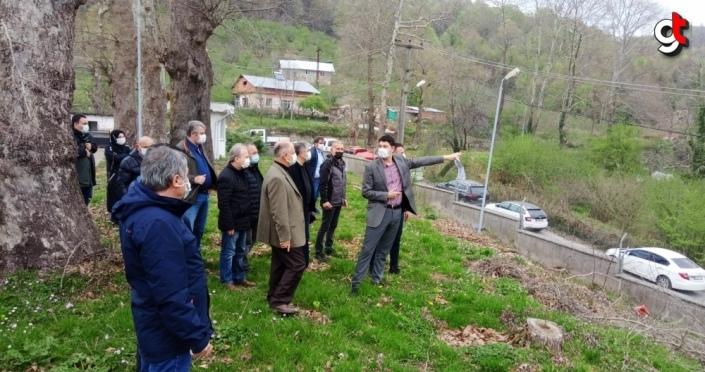 Ereğli'de kapalı cezaevi yapımı için yer arayışlarına başlandı