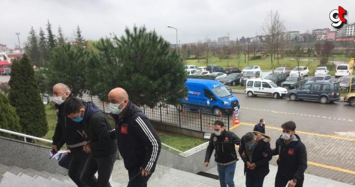 Samsun'da düzenlenen uyuşturucu operasyonunda bir kişi tutuklandı
