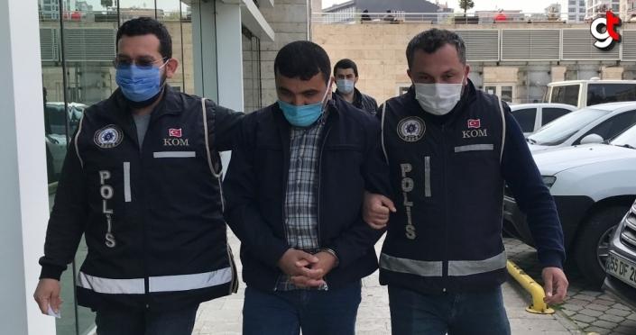 GÜNCELLEME - Samsun'da silah kaçakçılığı operasyonunda yakalanan şüpheliye adli kontrol