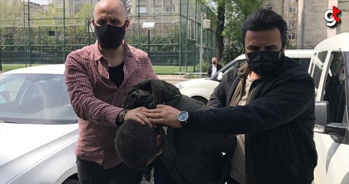 Samsun'da tartıştığı eşi tarafından silahla vurulan kadın öldü