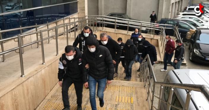 GÜNCELLEME - Zonguldak merkezli FETÖ/PDY operasyonunda gözaltına alınan 9 şüpheli serbest bırakıldı