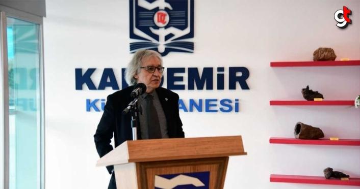 KARDEMİR Eğitim ve Kültür Merkezi bünyesinde oluşturulan kütüphane açıldı