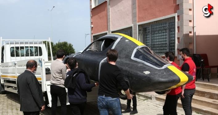 KTÜ'lü öğrenciler TÜBİTAK'ın elektrikli araç yarışlarına