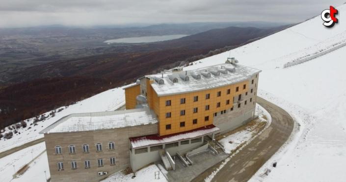 Ladik Akdağ Gençlik, Eğitim ve Sporcu Kampı kış sporları turizmine katkı sağlayacak