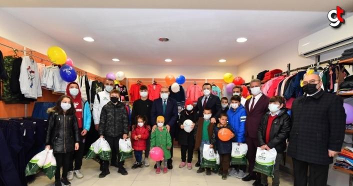 Ortahisar Belediye Başkanı Genç, Vali Ustaoğlu'na