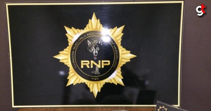 Rize'de uyuşturucu operasyonunda gözaltına alınan 2 kişi tutuklandı