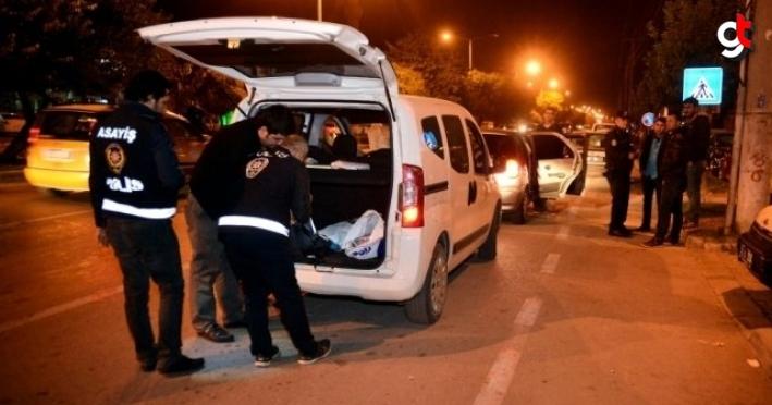 Samsun'da aranan 30 kişi polis uygulamasında yakalandı