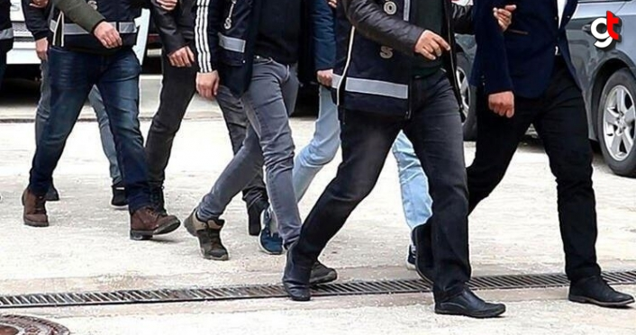 Samsun'da polis ekiplerince 33 kişi yakalandı