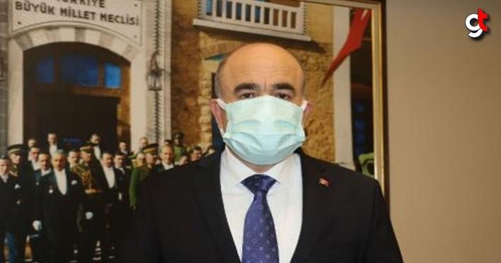 Samsun Valisi Dağlı tam kapanma sürecinde suistimale izin verilmeyeceğini belirtti