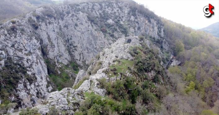 Samsun'da tarih öncesinden izler taşıyan basamaklı tünel ile mağara turizme kazandırılacak