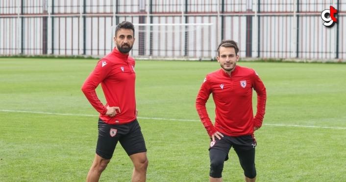 Samsunspor, Menemenspor maçının hazırlıklarını tamamladı