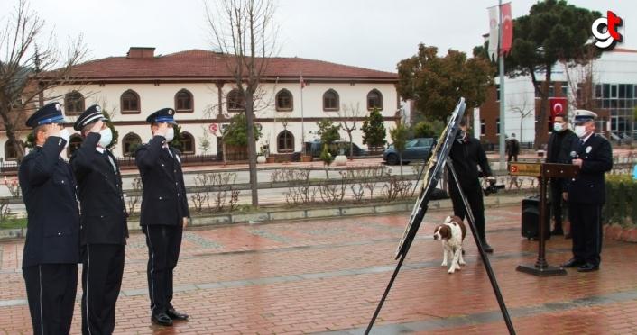 Taşova'da Polis Teşkilatının 176. yılı kutlandı