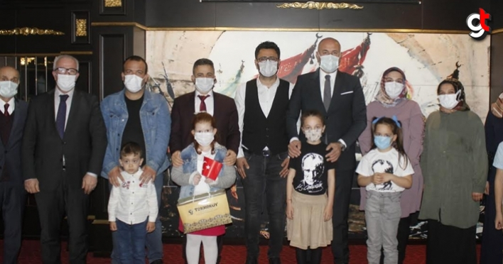 Tekkeköy'de Başkanlık Koltuğuna Mihrap Aktaş Oturdu