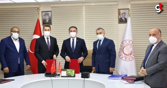 Tokat'a sosyal hizmetler kampüsü yapılacak