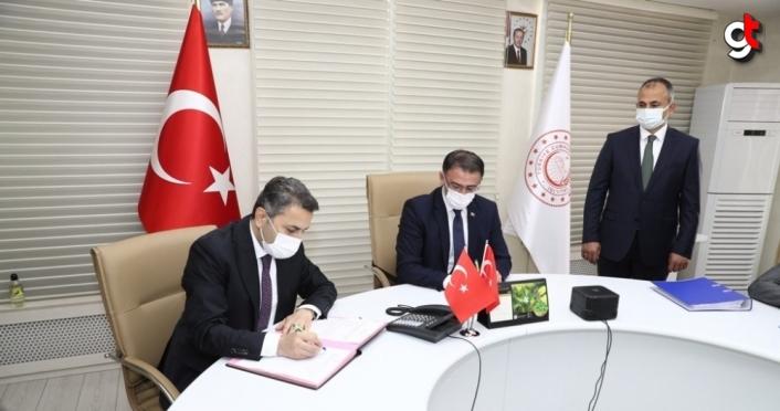 Tokat'ta bilim merkezi kurulması için çalışmalara başlandı