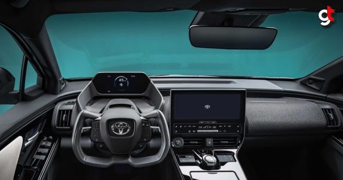 Toyota bZ4X Konseptini Şangay'da tanıttı
