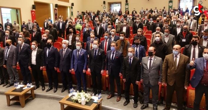 Yeniden Refah Partisi Genel Başkanı Fatih Erbakan, Artvin'de partililerle buluştu: