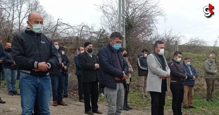 Zonguldak'ta bir kişinin öldürülüp ormanda gömülü bulunmasına ilişkin 4 şüpheli adliyede