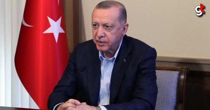 Erdoğan, 'Pazartesi gününden itibaren kontrollü normalleşme başlayacak'