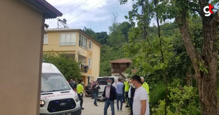 Giresun'da annesini baltayla öldüren, kardeşi ile 2 polisi yaralayan zanlı vurularak etkisiz hale getirildi
