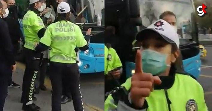 Polisleri görev yaparken cep telefonu ile video çekmek, kayıt altına almak yasaklandı