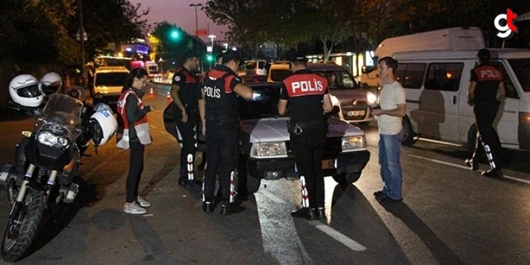 Samsun'da 22 kişi yakalandı