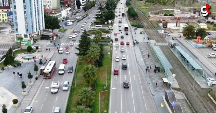 Samsun'da anlık radarlar kalkacak, hız artırılacak