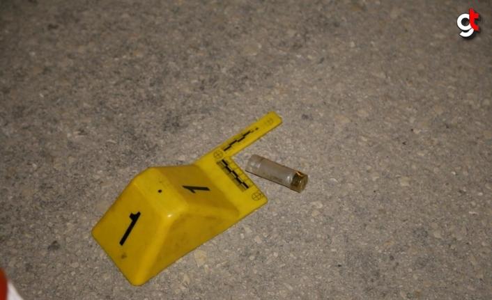 Bolu'da av tüfeğiyle rastgele ateş eden kişi polise teslim edildi