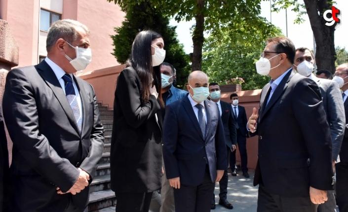Enerji ve Tabii Kaynaklar Bakanı Dönmez, Samsun Enerji Koordinasyon Toplantısı'nın ardından konuştu: