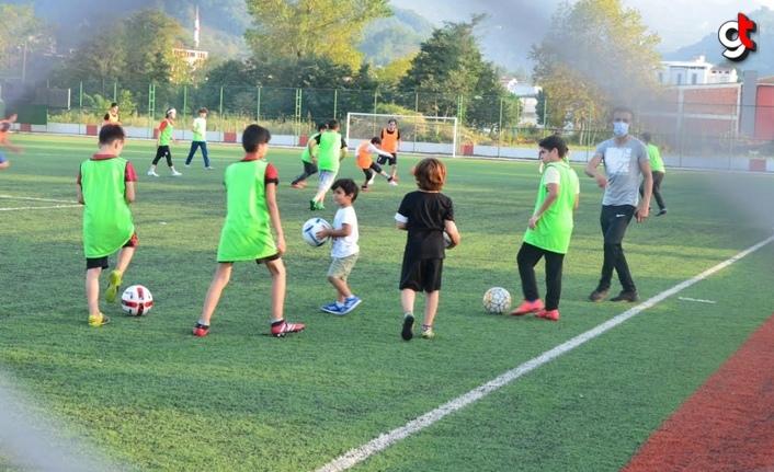 Salıpazarı İlçesinde ücretsiz Yaz Spor Okulları kayıtları başladı