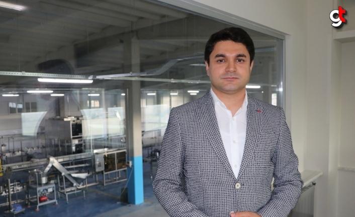 Samsun'da 50 milyon liralık yatırımla içme suyu şişeleme tesisi kuruldu