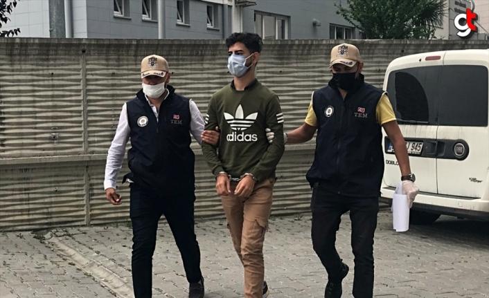 Samsun'da terör örgütü DEAŞ operasyonunda Irak uyruklu 5 şüpheli yakalandı