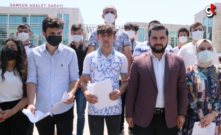 Samsun'da üniversite sınavına giren gençler Kılıçdaroğlu'na 1 liralık tazminat davası açtı