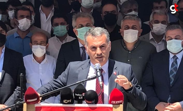 Sivil toplum örgütleri Yomra Belediye Başkanı Mustafa Bıyık'a silahlı saldırıyı kınadı