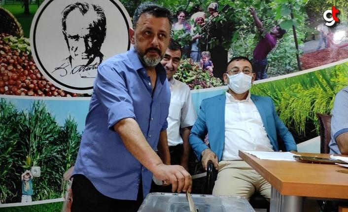 Salıpazarı Esnaf ve Sanatkârlar Kredi Kooperatifi Başkanı Adem Osma oldu