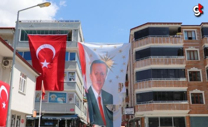 Samsun'da 15 Temmuz Demokrasi ve Milli Birlik Günü dolayısıyla etkinlikler düzenlendi