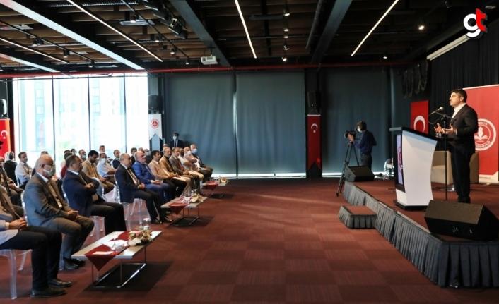 Samsun'da 15 Temmuz Sosyolojisi İhmale Gelmez konferansı düzenlendi