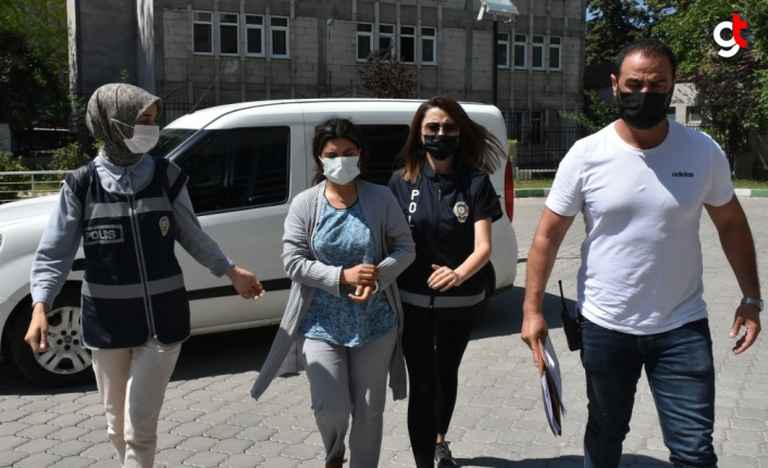 Samsun'da bir kadın, özel harekat polis memuru eşini öldürdü