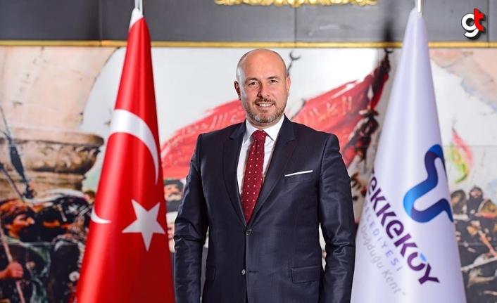 Tekkeköy Belediye Başkanı Hasan Togar 15 Temmuz mesajı yayınladı