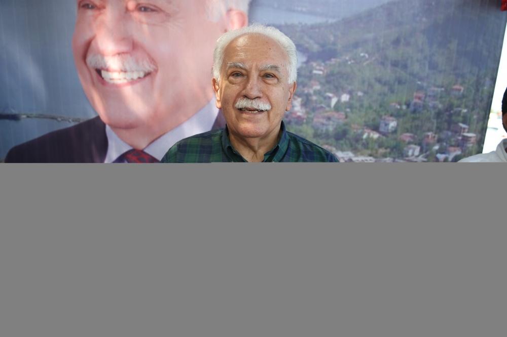 Vatan Partisi Genel Başkanı Perinçek, Ordu'da fındık üreticileri ve balıkçılarla bir araya geldi: