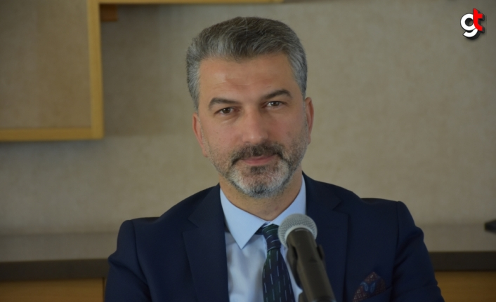 AK Parti İl Başkanı Mumcu, gündemi değerlendirdi