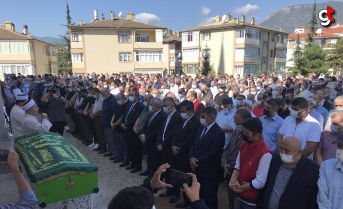 AK Parti Safranbolu İlçe Başkan Yardımcısı Karadeniz son yolculuğuna uğurlandı