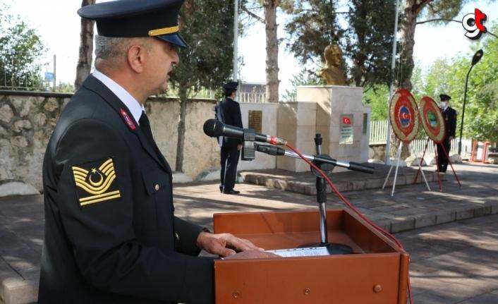 Amasya'da 19 Eylül Gaziler Günü kutlandı