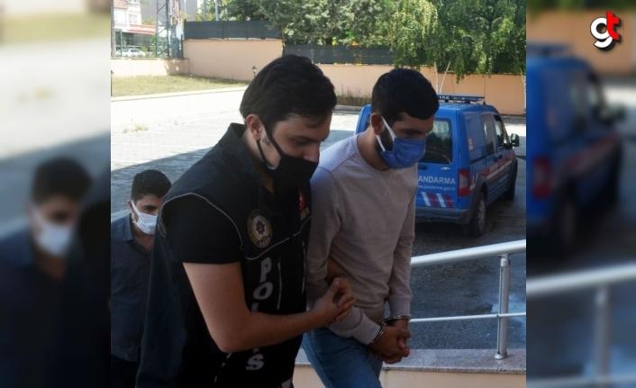 Amasya'da uyuşturucu operasyonlarında yakalanan şüpheli tutuklandı