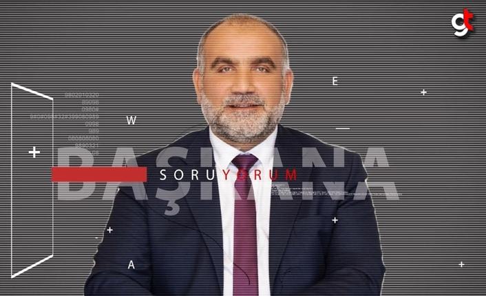 Başkan İbrahim Sandıkçı, sosyal medya üzerinden gelen soruları yanıtlıyor