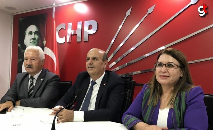 CHP Genel Başkan Yardımcısı Karaca, Karabük'te partililerle bir araya geldi: