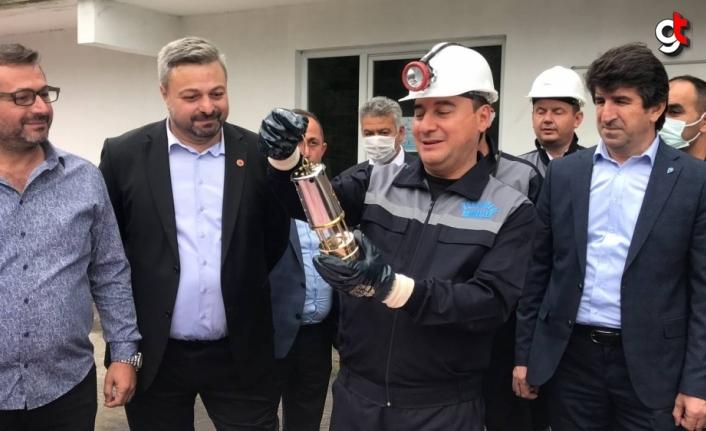 DEVA Partisi Genel Başkanı Babacan, Zonguldak'ta ziyaretlerde bulundu