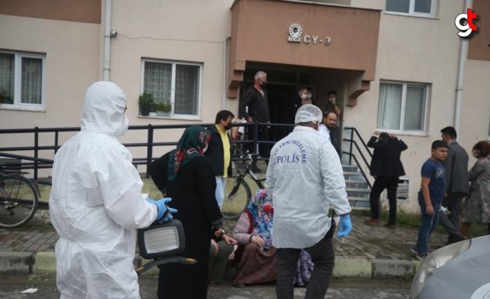 Düzce'de bir haftadır haber aIınamayan kişi apartmanın bodrumunda ölü bulundu