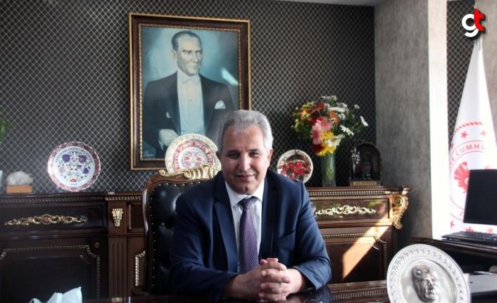 Ereğli Kaymakamı Mehmet Yapıcı görevine başladı
