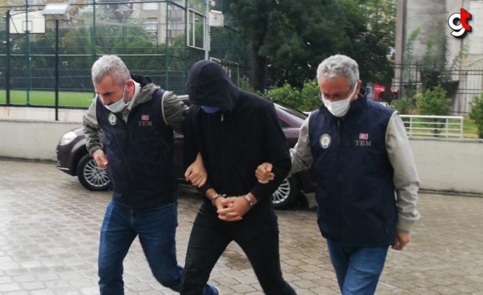 """Samsun merkezli FETÖ'ye yönelik """"ankesörlü telefon"""" operasyonunda 3 zanlı serbest"""